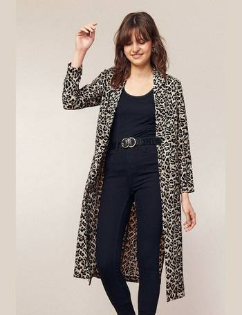 5fd2a4201 Animal Duster Coat