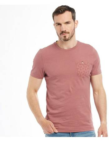 8aabe2dc Ted Baker. Mens Bothy Laundered Short Sleeve T-Shirt ...