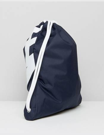 0c05e515409e7 Nike. Heritage Drawstring Backpack In Blue BA5351-451