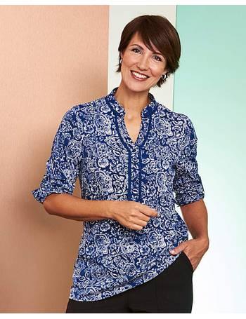 cb603e9ec2d43b Shop Women's Slimma Blouses up to 50% Off   DealDoodle
