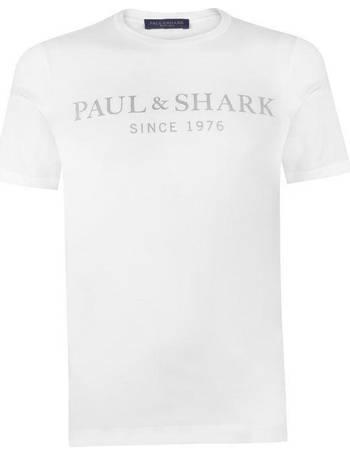 966445edd26a9a Shop Men's Paul and Shark T-shirts up to 50% Off | DealDoodle