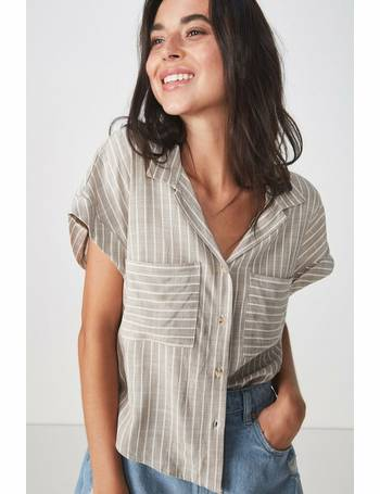 3106b36b Next UK Womens Striped Shirts | DealDoodle
