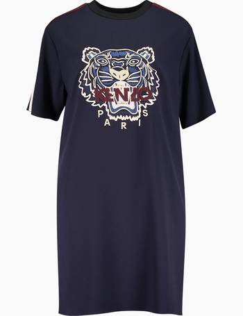 e4c8298d Shop Women's Kenzo T-shirt Dresses up to 80% Off | DealDoodle