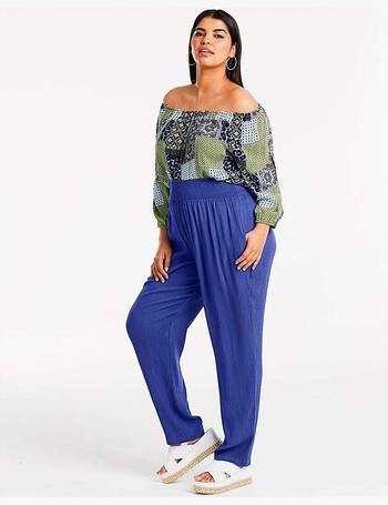 2f733611f6 Shop Women's Fashion World Trousers up to 75% Off | DealDoodle