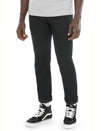 f85ae7cf53 Authentic Chino Stretch Trousers (black) Men Black from Vans
