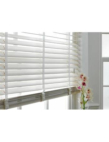 Argos Red Venetian Blinds - BLINDS