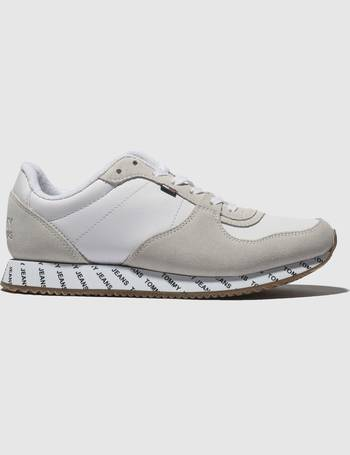 3aec127133008e Tommy Hilfiger. Womens High Cleated Trainer. from Footasylum. £84.99. White  Tj Branded Runner Trainers from Schuh