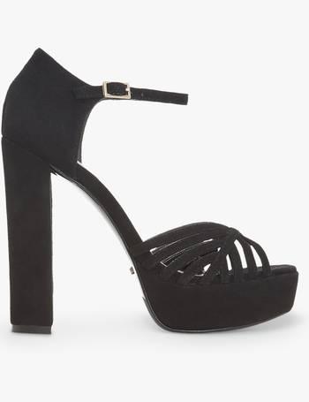 f8469e965d1 Shop Women s Dune Block Sandals up to 80% Off