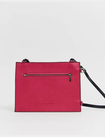 260509d5a27 French Connection. leather card holder. from ASOS. £12.00 £35.00. Dexter crossbody  handbag from ASOS