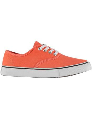 to Women's Shop up Direct Canvas Trainers 90Off Sports uXwOPkilZT