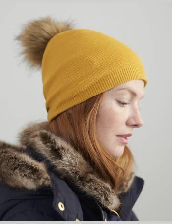 b3b53ff85 Gold Snowday Lightweight Pop-A-Pom Beanie Hat