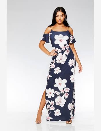 70e8e6ba14f Shop Women s Quiz Cold Shoulder Dresses up to 65% Off