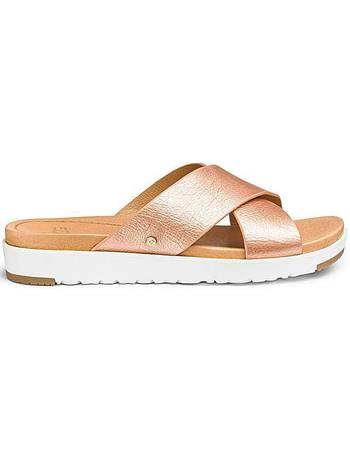 c4ab14ae246 Shop Women's Ugg Slide Sandals up to 80% Off | DealDoodle