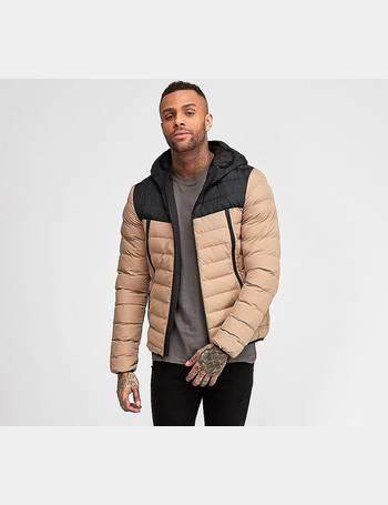 7e535c98ecc8 Shop Brave Soul Men s Puffer Jackets up to 75% Off
