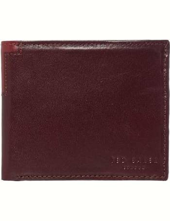 509386698 Shop Men s Ted Baker Bifold Wallets up to 50% Off