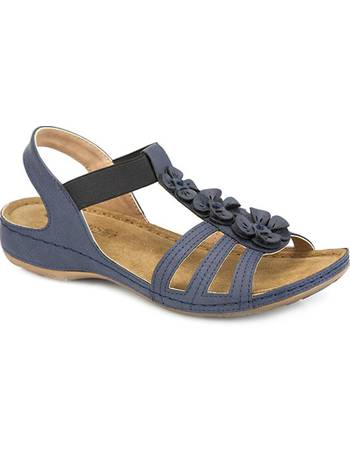 pavers ladies sandals and mules