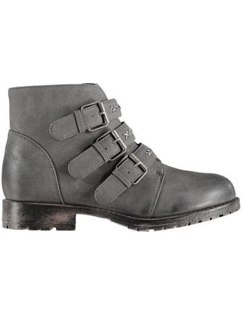 f0a622e1d46 Yuba Ladies Ankle Boots