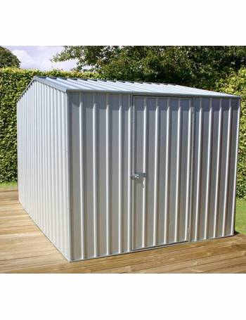 Shop Metal Sheds up to 30% Off | DealDoodle