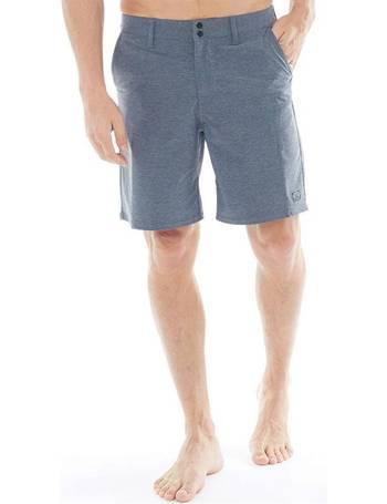 Animal Hugo Shorts in Dark Navy Marl