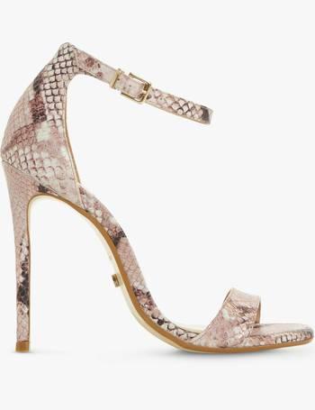 7272ba1db3c0 Shop Women s Dune Heel Sandals up to 80% Off