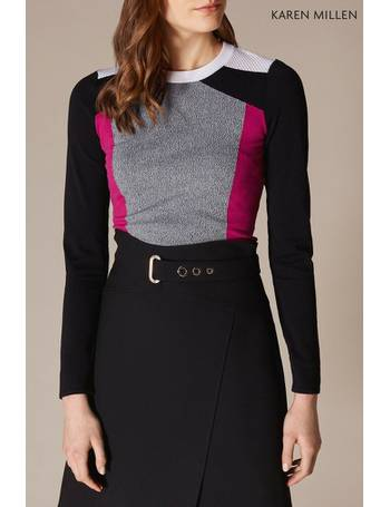 e2a6fd7939f903 Shop Women's Karen Millen Jumpers up to 70% Off | DealDoodle