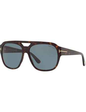 c28a67f51e2d Tom Ford. Ft0630 61 Brown Square Sunglasses. from Sunglass Hut Uk