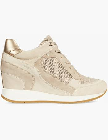 4c606f5ea8 Shop Women's Geox Wedge Trainers up to 50% Off | DealDoodle