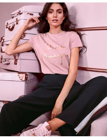 7c84f72bf Shop Women's Ted Baker T-shirts up to 60% Off | DealDoodle