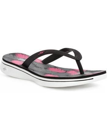 b9b78a1868 Shop Women's Skechers Sandals up to 65% Off | DealDoodle