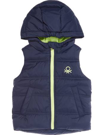 Shop Benetton Boy's Jackets up to 45% Off   DealDoodle
