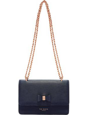 76f49f607d22 Ted Baker. Doriis Leather Cross Body Bag. from John Lewis. £65.00 £109.00. Helena  Padlock Detail ...