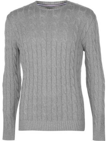 41fbf8e919a Shop Men's Sports Direct Crew Neck Jumpers up to 85% Off | DealDoodle