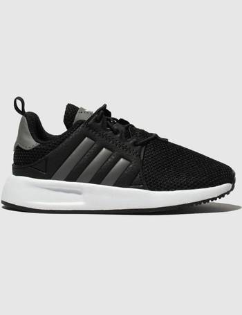 on sale be721 e0897 Black   Grey X plr Trainers Toddler from Schuh