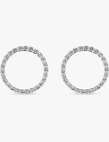 e36f72546 Ted Baker. Leeiza Swarovski Crystal Luunar Pave Circle Drop Earrings