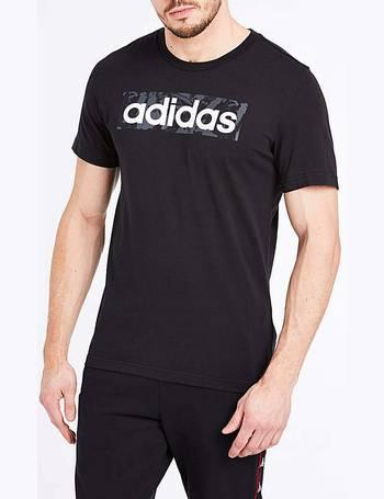 new arrivals 6aae0 865d4 AOP Box Linear Logo T-Shirt from Jacamo
