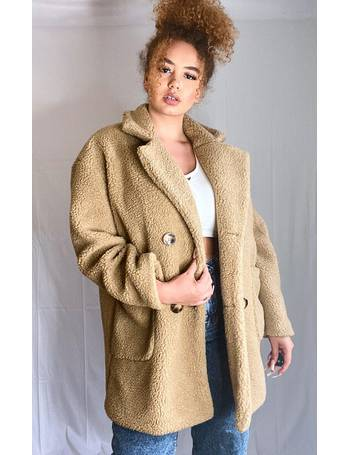 PrettyLittleThing Coats for Women Up to 20% off at