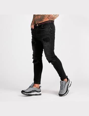 Shop Men s Footasylum Distressed Jeans up to 75% Off  af414f14e82f
