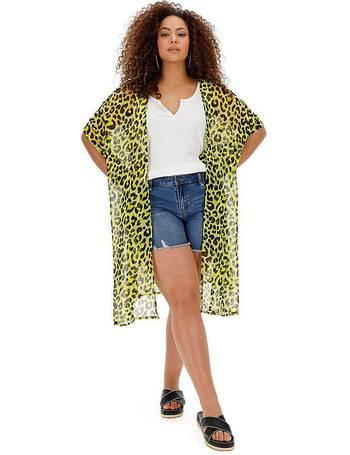 a13f6f8056ee Shop Women's Longline Kimonos up to 85% Off | DealDoodle