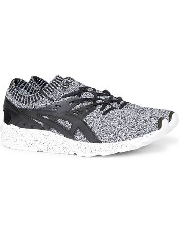 f267c4515b3d2 Asics. Gel-Kayano Trainer Knit Mono White. from The Idle Man