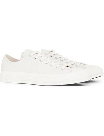 7aa2d7f8534640 Converse. Chuck Taylor All Star  70 Ox Natural Off White. from The Idle Man