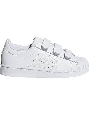 Adidas Originals. Superstar CF C Touch  N  Close Trainers. from La Redoute 9ab193aef6be