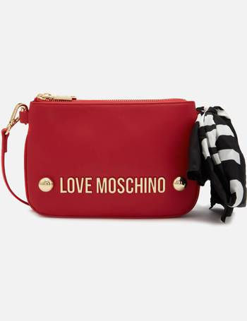 f9d493bc051 Shop Women's Love Moschino Shoulder Bags up to 80% Off | DealDoodle