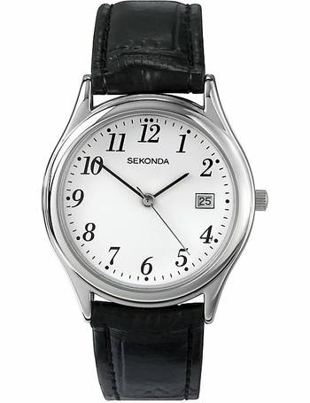 dba2dfb4d Shop Sekonda Women's Leather Watches up to 55% Off | DealDoodle