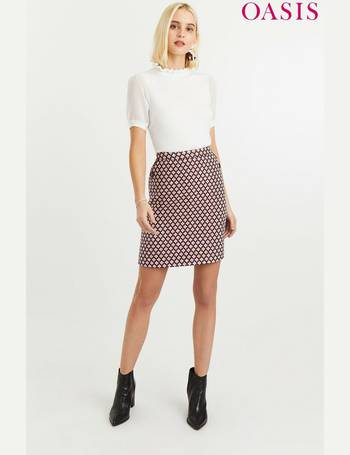 0eff8e7eed Shop Women's Oasis Skirts up to 80% Off | DealDoodle