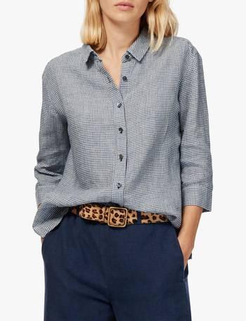 1a258c44d247c4 Shop Brora Women's Shirts up to 45% Off | DealDoodle