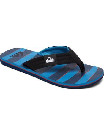 662e408f2 Quiksilver Molokai Layback Flip Flops from Urban Surfer