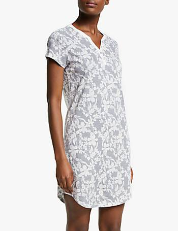 John Lewis   Partners. Milly Floral Cotton Nightdress 406ce5fee