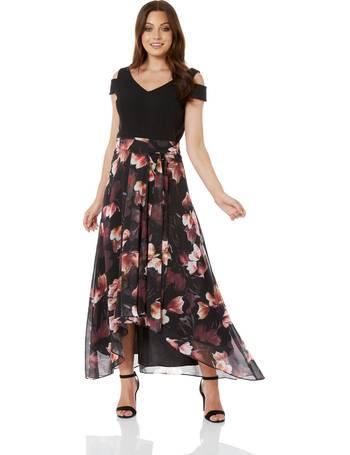 a9b3225bdb Shop Women's Roman originals Cold Shoulder Dresses up to 65% Off ...