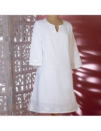 7e4e30098bc Shop Women's Embroidered Tunics up to 80% Off | DealDoodle