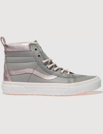 bbf5e748da2 Vans. Grey Sk8-hi Mte Trainers Youth. from Schuh